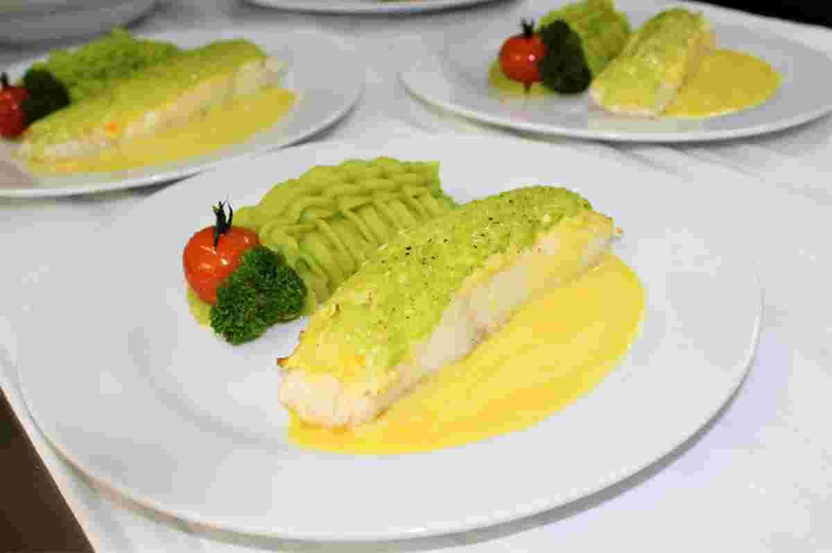 Kochen ist Kunst, Frischer Fisch, Fisch von Martin Backhus, Bergisches Land